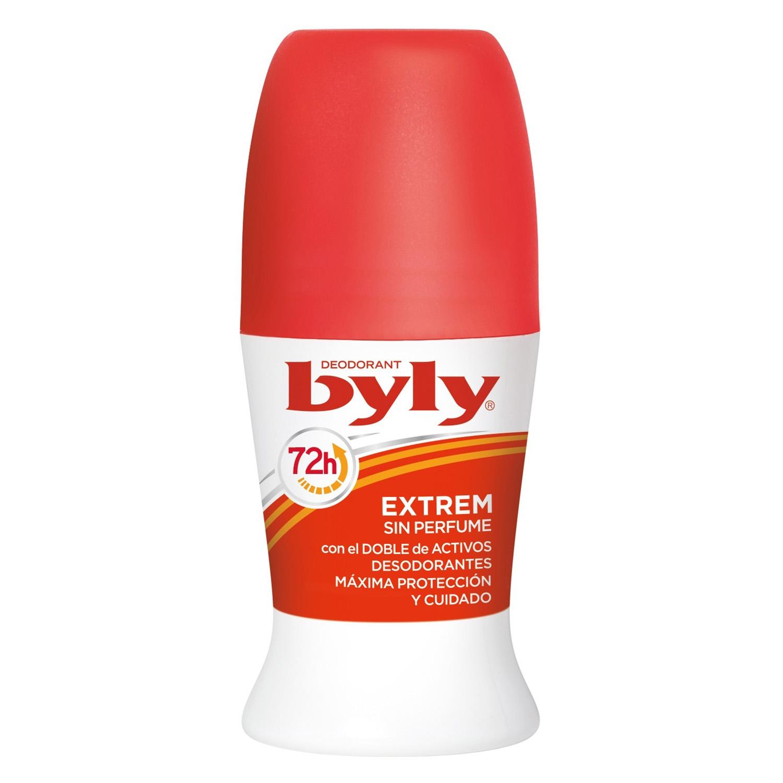 Desodorante Roll-on Extreme 48H Sin perfume