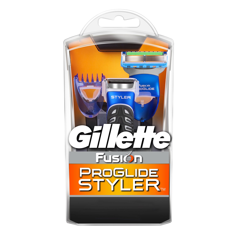 Maquina Fusión Proglide Styler Gillette 1 ud.