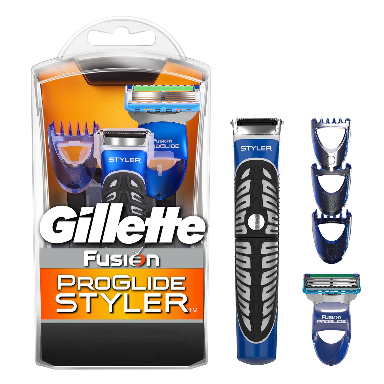 Maquina Fusión Proglide Styler Gillette 1 ud. -