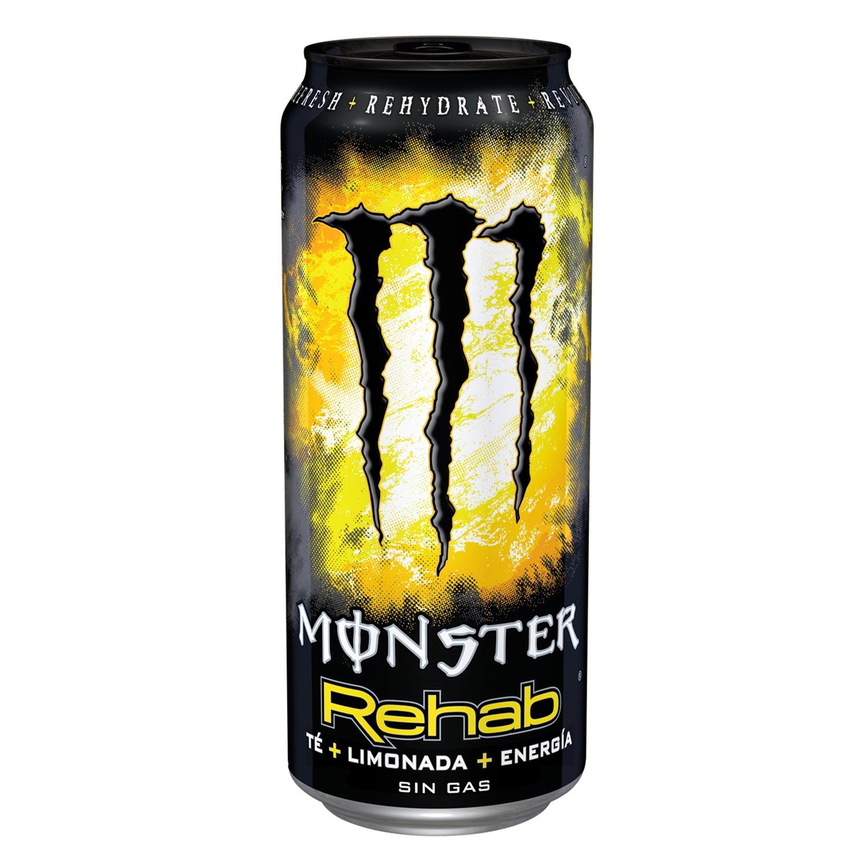 Bebida energética Monster Rehab 50 cl.