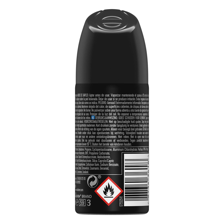 Desodorante en spray Cobalt Dry Rexona 35 ml. -