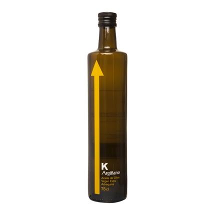 Aceite de oliva virgen extra K-Argiñano 750 ml.