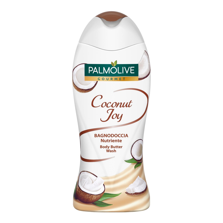 Gel de ducha Coconut Joy Palmolive 600 ml.