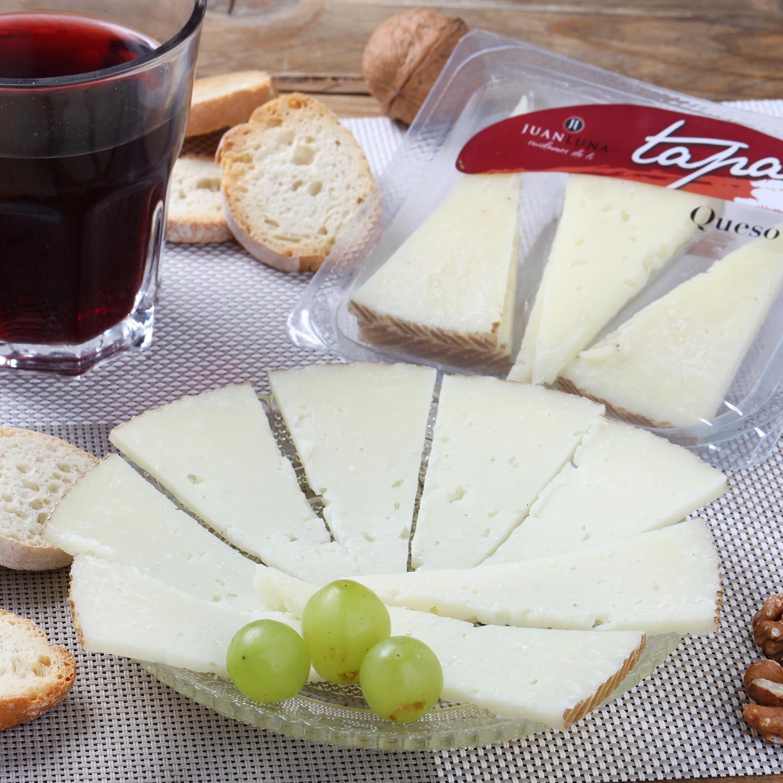 Tabla de queso de oveja en tapas Juan Luna 75 g -