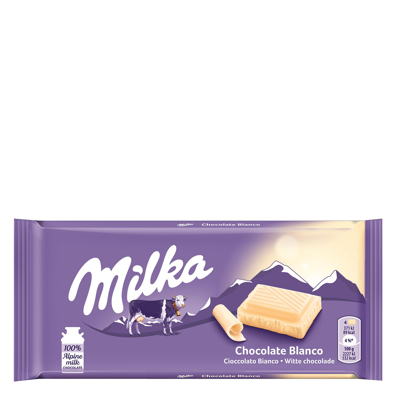 Tableta chocolate blanco Milka - Carrefour supermercado compra online