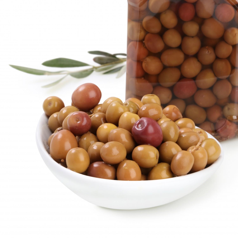 Aceitunas arbequinas Aperitivo 450 g