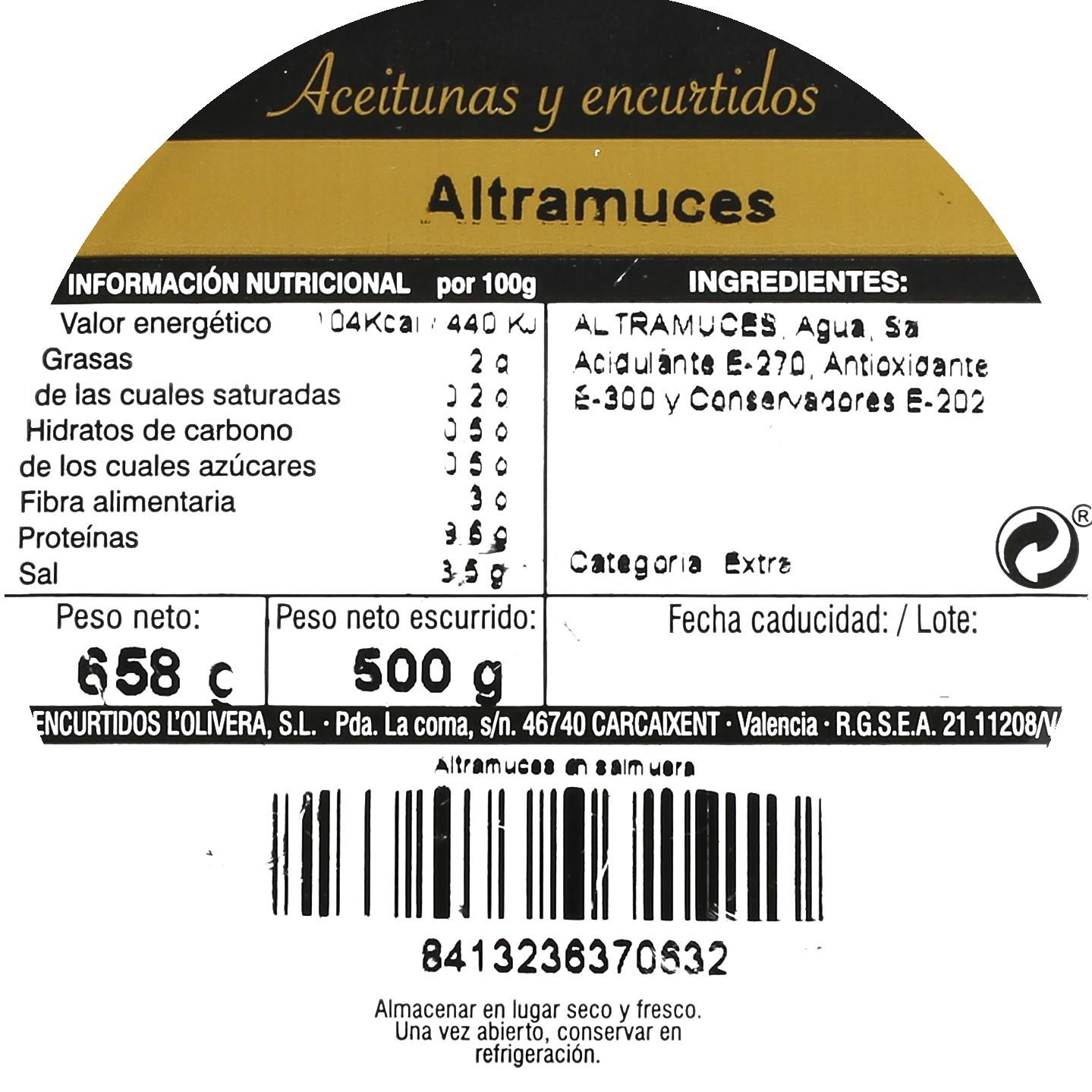 Altramuces - 3