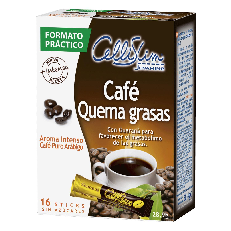Café verde adelgazante Cellislim