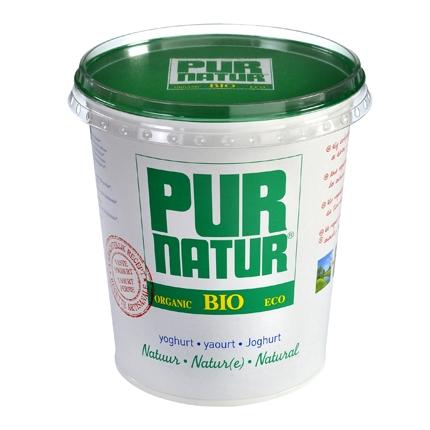 Resultado de imagen de yogur pur natur