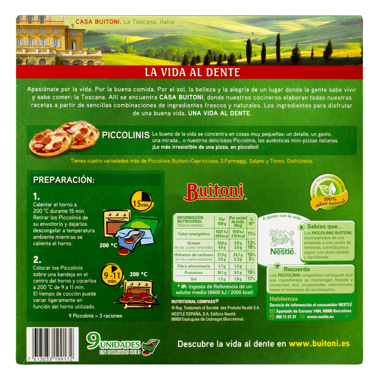 Piccolini frankfurt horno -