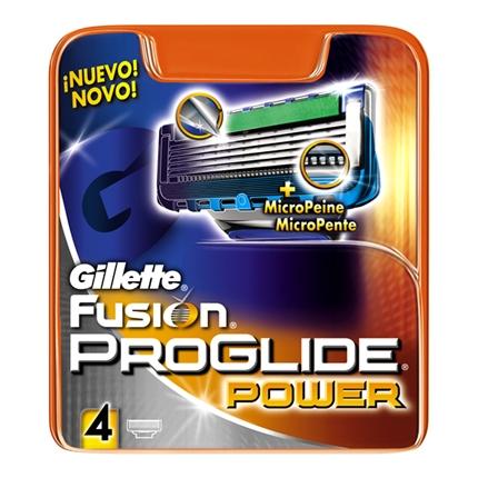 Recambio fusion proglide power