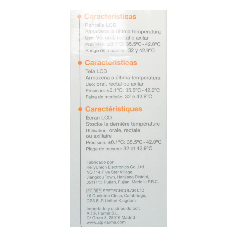 Termómetro digital MT-B132 Imazine 1 ud. - 2