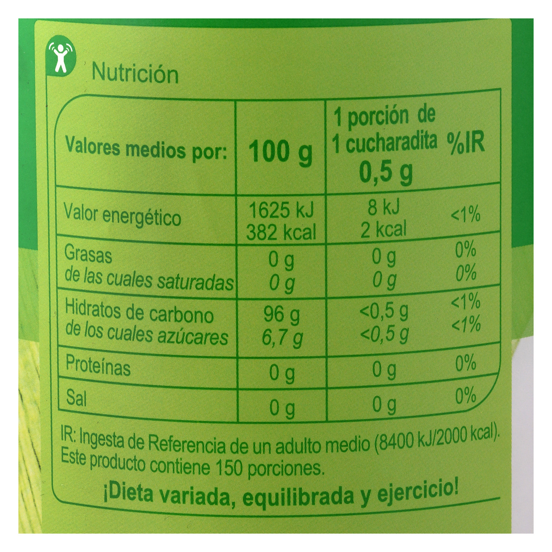 Extracto de stevia - 2