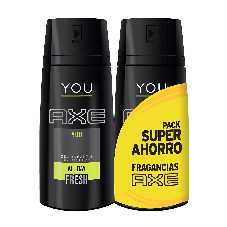 Desodorante You body spray