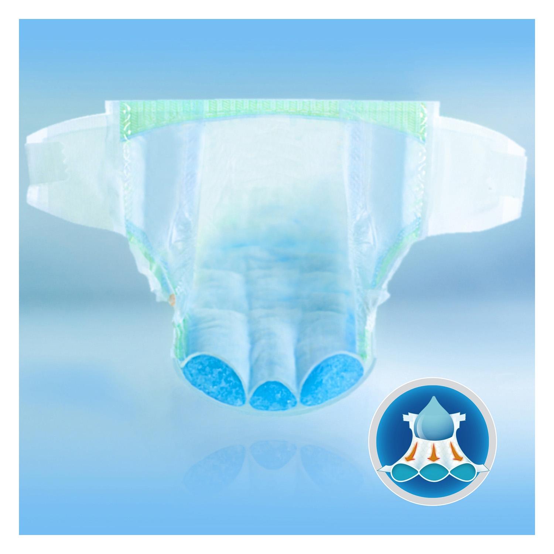 Pañales Dodot Sensitive T2 (4kg-8kg.) 252 ud. - 3