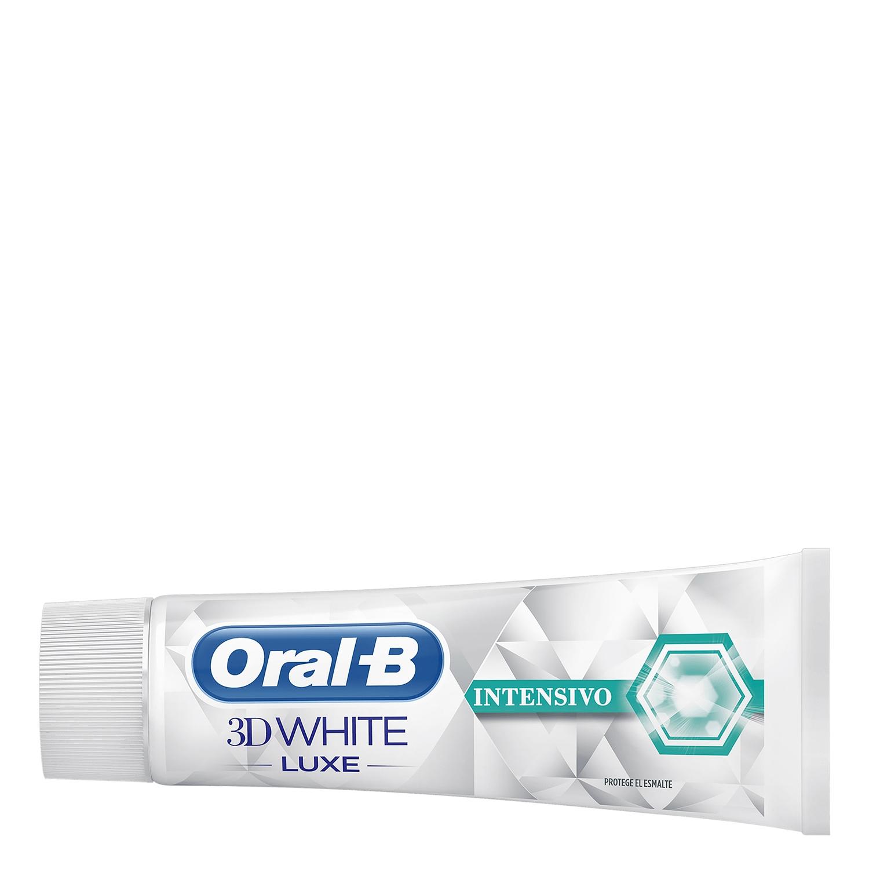 Dentífrico intensivo 3D White Luxe Oral-B 75 ml. -