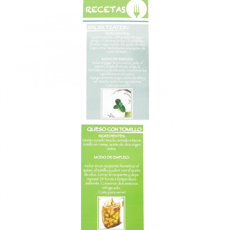 Hierbabuena fresca cortada - 2