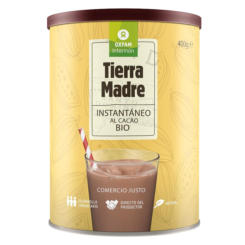Instantáneo al cacao bio