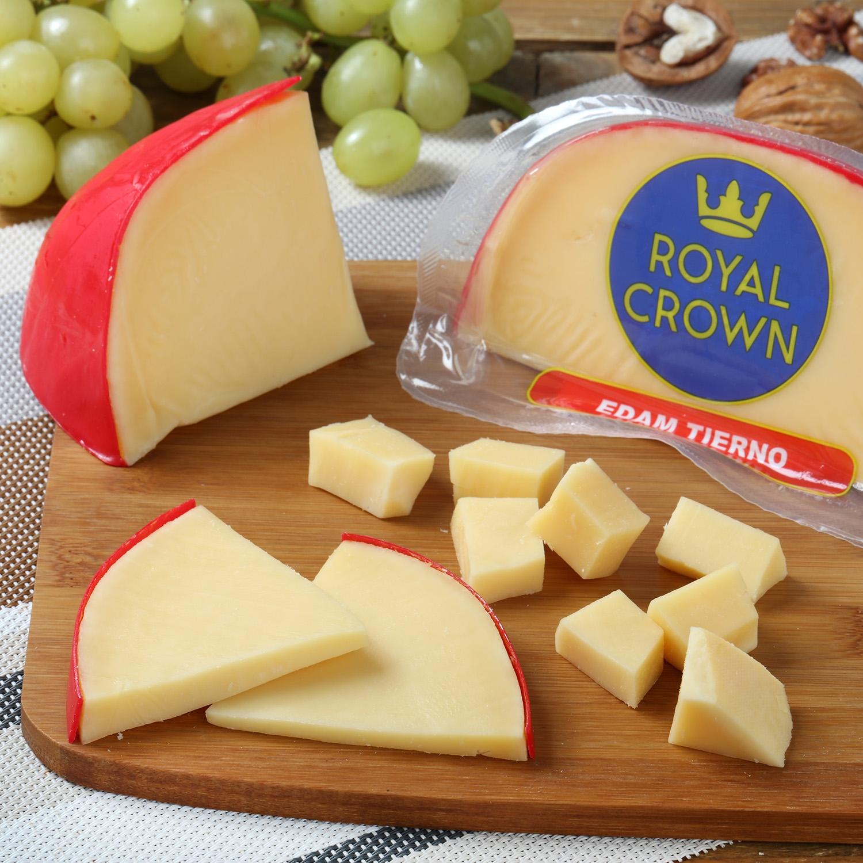 Queso bola edam tierno Royal Crown 350 g aprox - 3