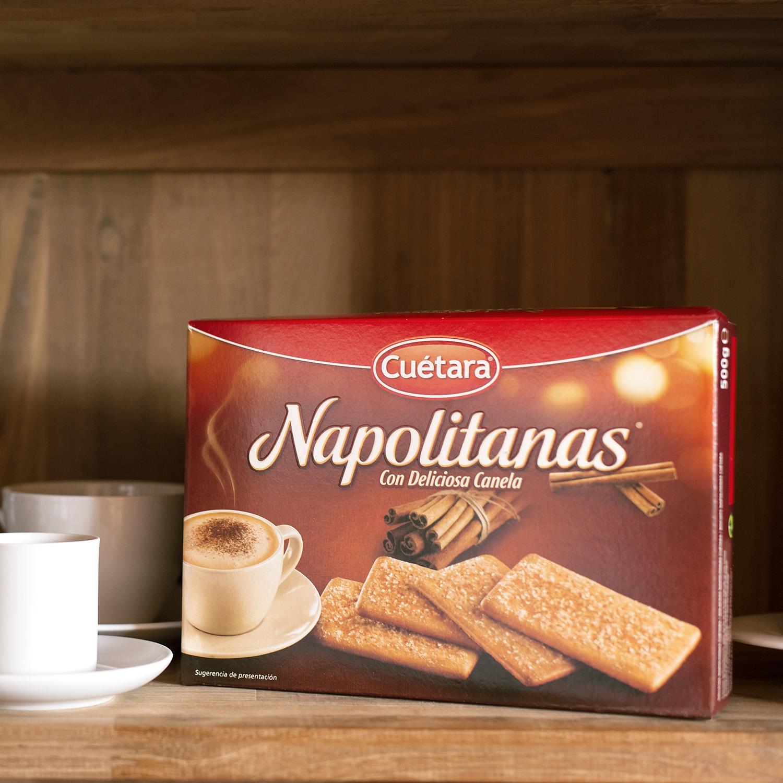 Galletas Napolitanas - 2