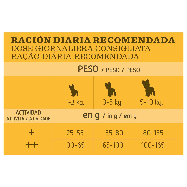 Ultima Pienso para Perro Adulto Mini Sabor cordero 3 Kg. - 4
