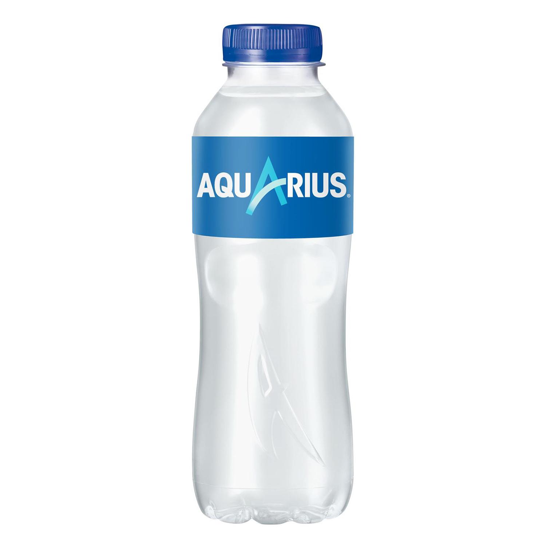 Bebida Isotónica Aquarius sabor limón botella 50 cl.