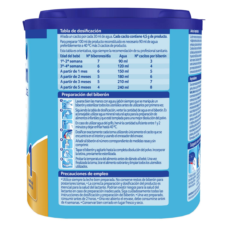 Leche 1 para lactantes Advance con Pronutra - 2