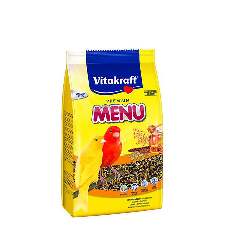 Menú para Canarios Vitakraft 500 gr -