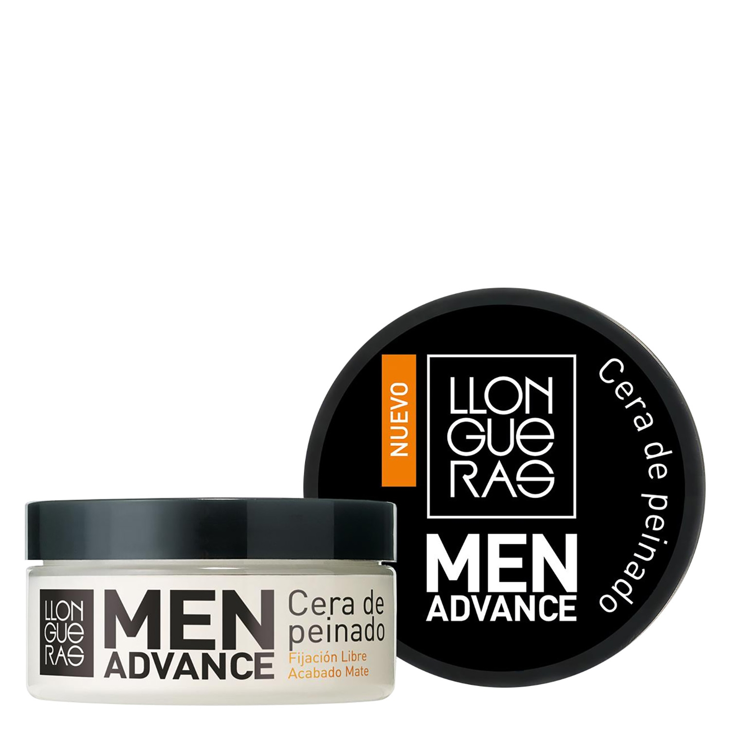 Cera de peinado men Llongueras Advance 85 ml.