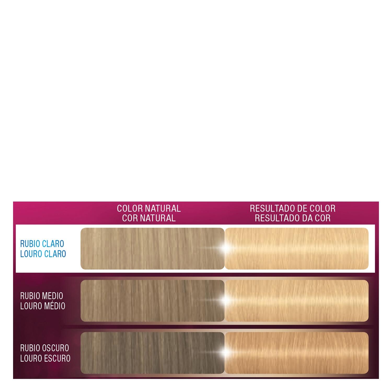 Tinte intense Color Cream10 Rubio muy Claro Palette 1 ud. - 2