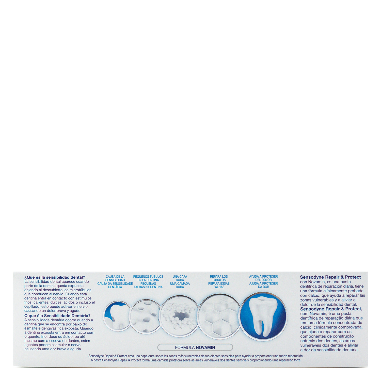 Dentífrico para dientes sensibles Repair and Protect - 3