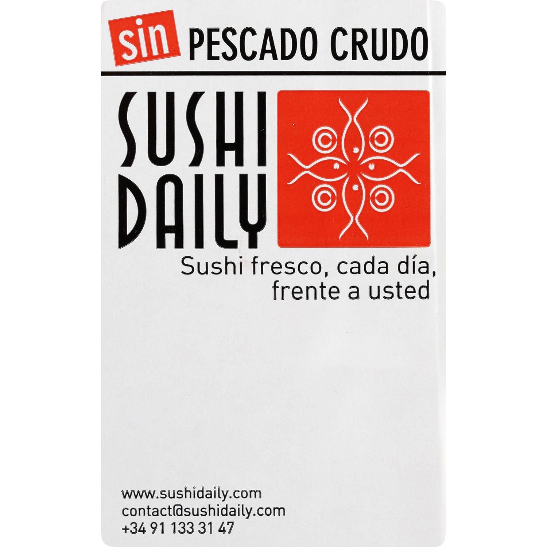 Aguacate rollSushi Daily 8 pzas. - 4
