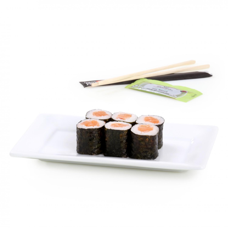 Maki de salmónSushi Daily 6 pzas.