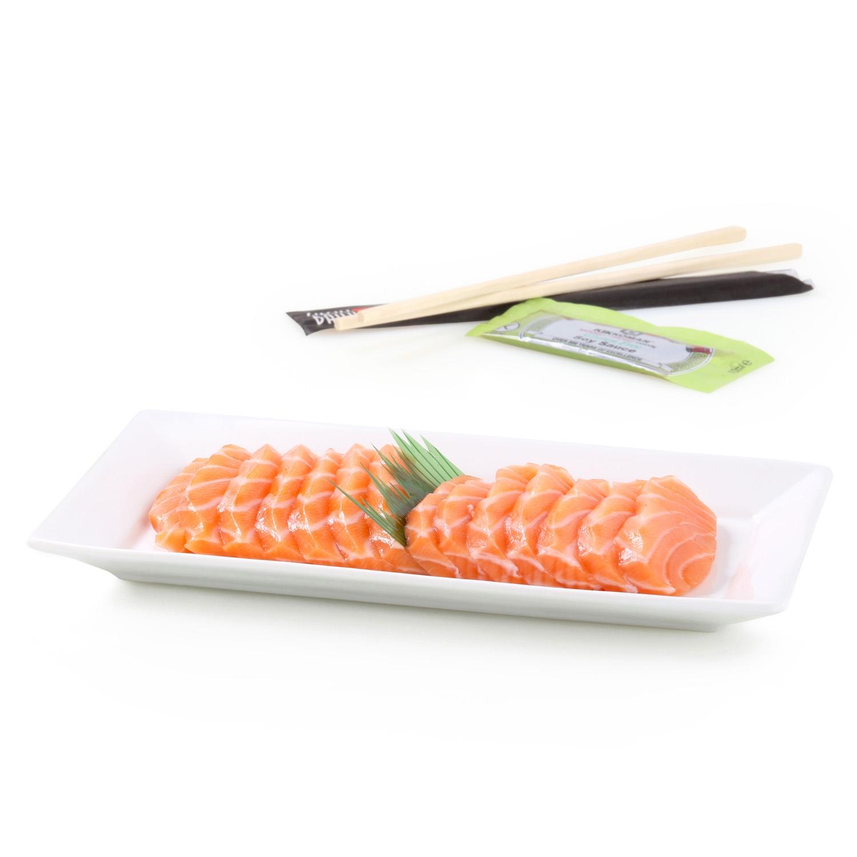 Sashimi de salmónSushi Daily 14 pzas.