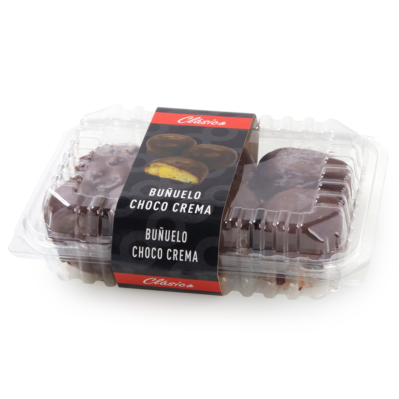 Buñuelos de viento chocolate-crema Dillepasa 300 g