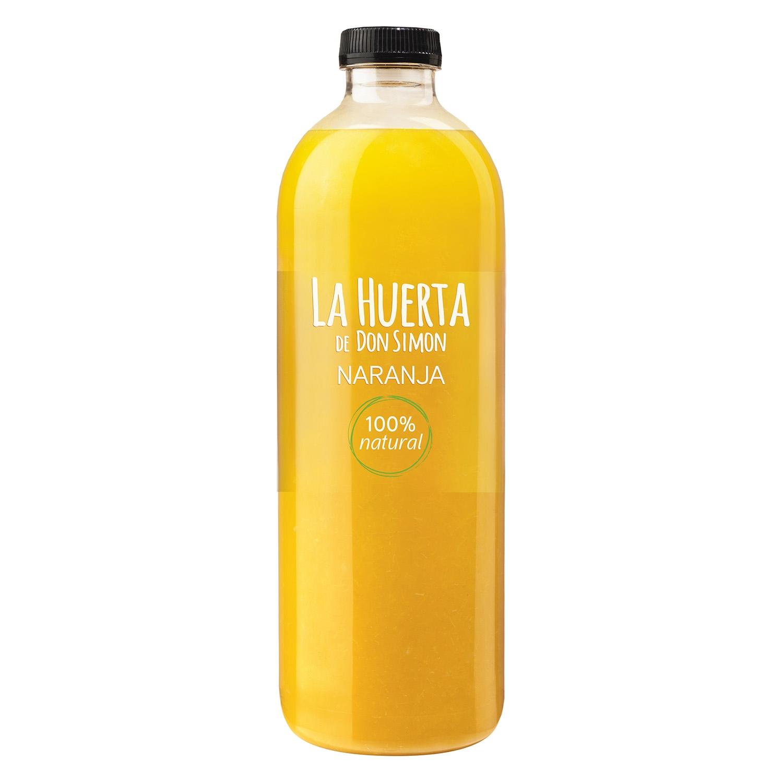 Zumo fresco de naranja La Huerta