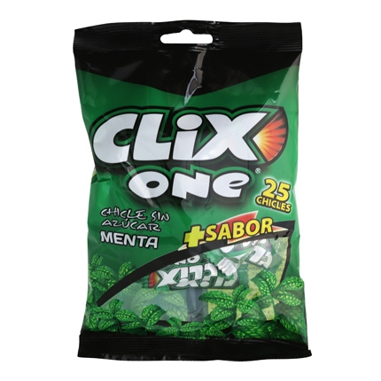 Chicles one menta bolsa 25 uds