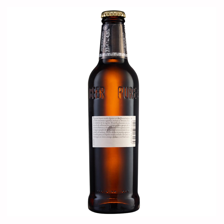 Cerveza Ak Damm botella 33 cl. -