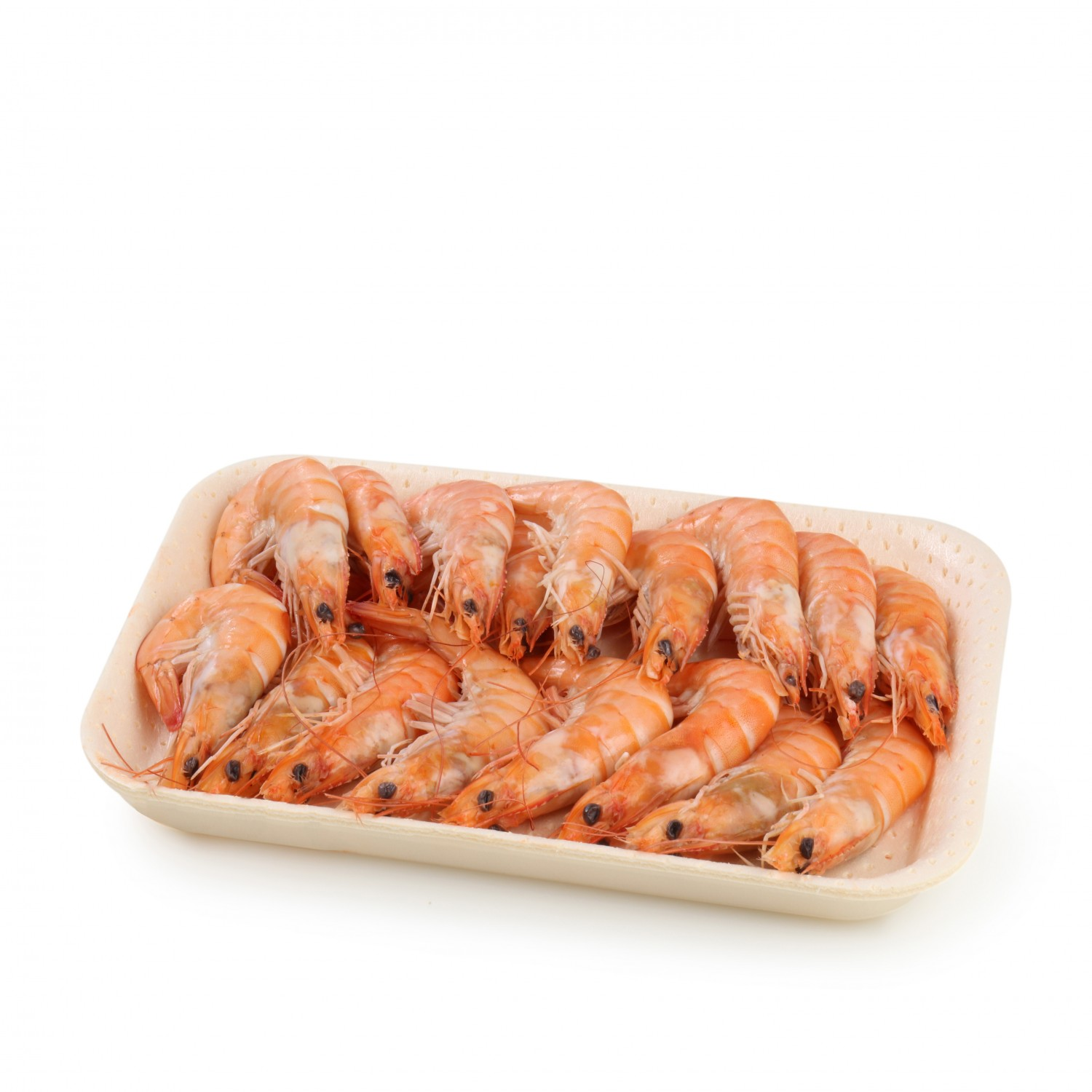 Langostino cocido Carrefour (30/40 ud) 500 g aprox - 2