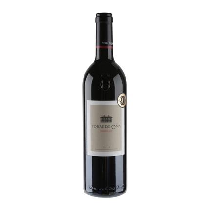 Vino D.O. Rioja tinto reserva Torre de Oña 75 cl.