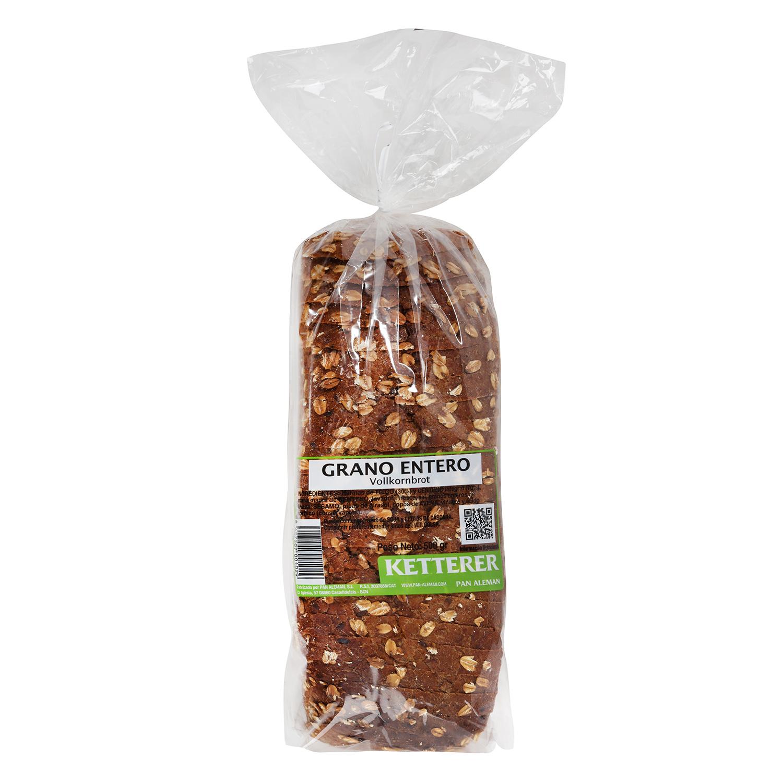 Pan grano entero -