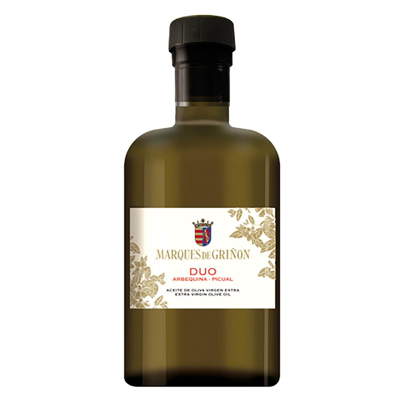 Aceite de oliva virgen extra Marqués de Griñón 500 ml.