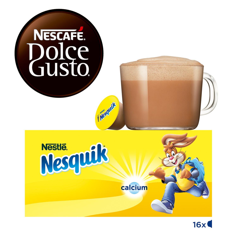 Cacao soluble en cápsulas Nescafé Dolce Gusto 16 unidades de 16 g. -