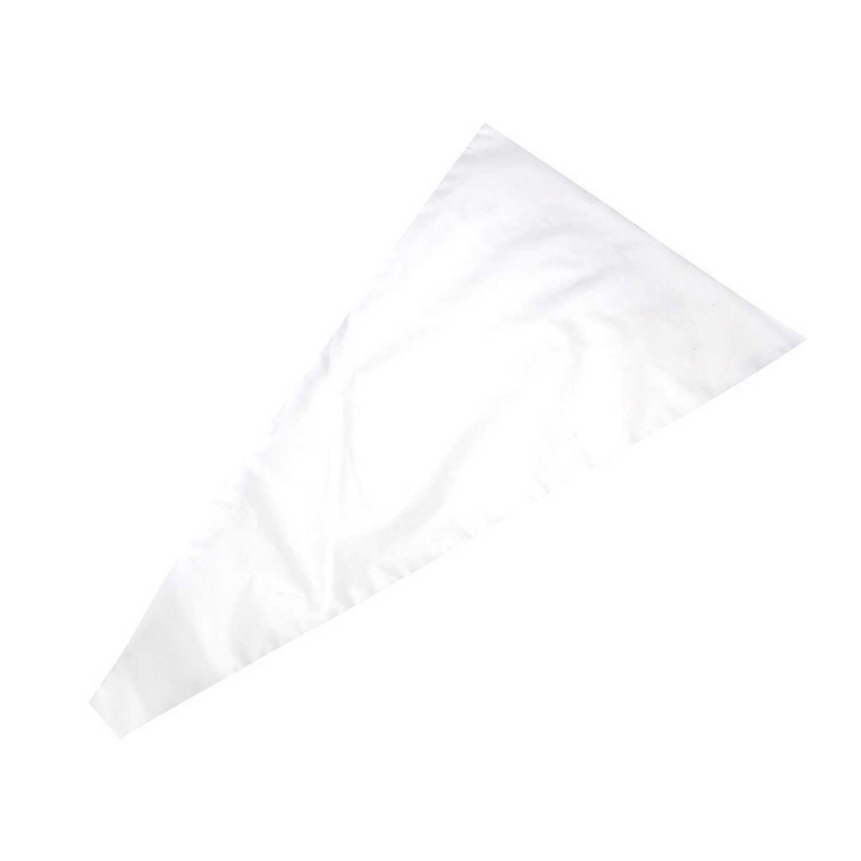 6 Recambios de manga pastelera   41cm Blanco