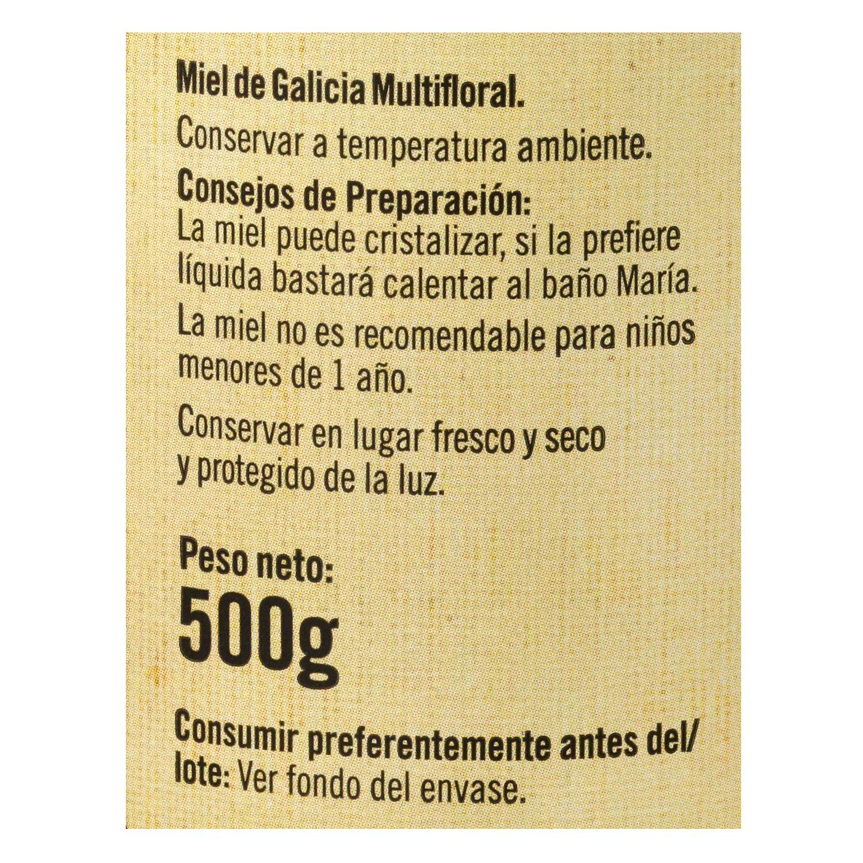 Miel del bosque de Galicia - De Nuestra Tierra - 2