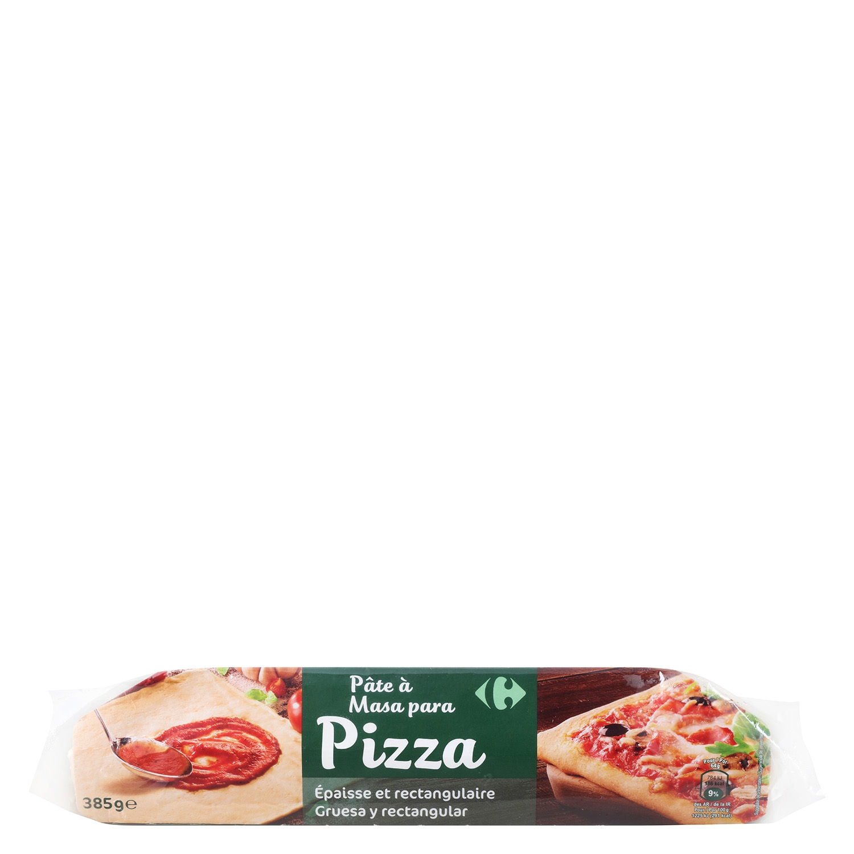 Masa maxi pizza