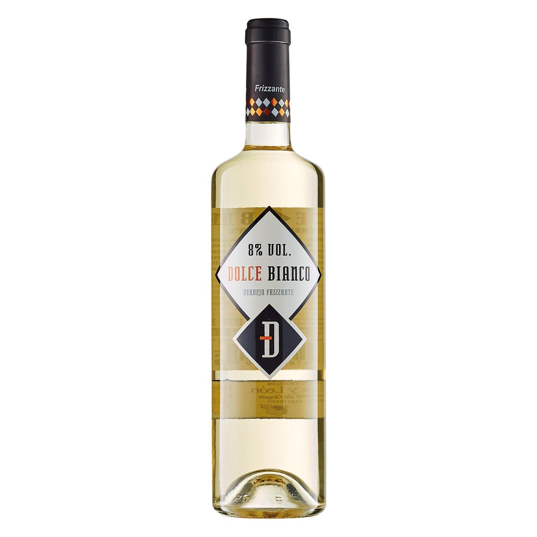 Vino blanco verdejo Frizzante