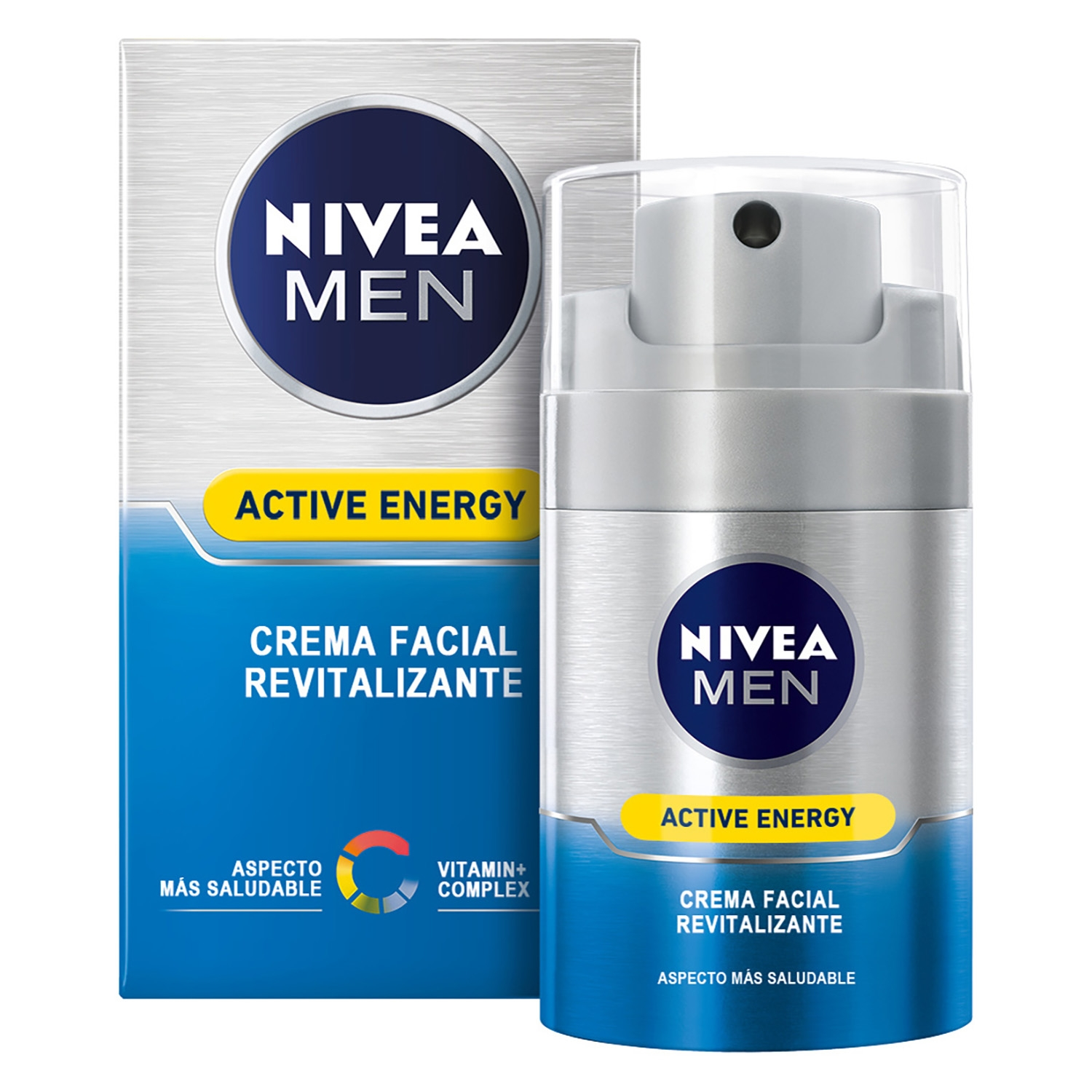 Active Energy Crema Facial Revitalizante - 2