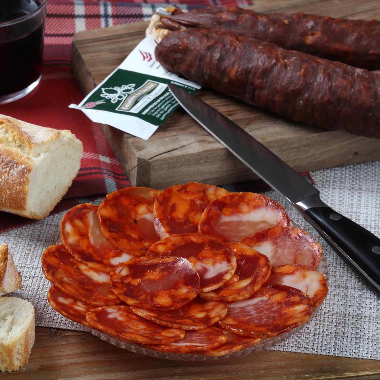 Chorizo herradura dulce de