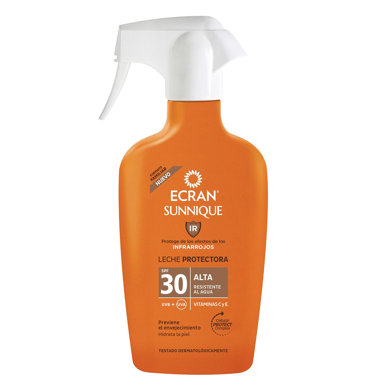 Protector Solar Familiar Spray FP 30 Lemonoil Ecran 300 ml.